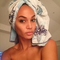 How to Instagram Like Joan Smalls - Joan Smalls-Wmag