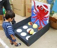 「お祭り ゲーム 手作り」の画像検索結果 Food Crafts, Diy And Crafts, Crafts For Kids, Paper Crafts, Fun Games, Games For Kids, Handmade Toys, Arcade Games, Paper Art