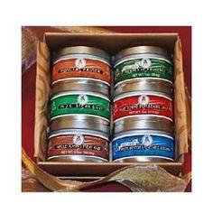 Rosie`s Kitchen 6 Spice Rub Gift Set