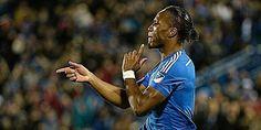 Montreal Impact vs Toronto FC • Didier Drogba znowu zachwycił w Major League Soccer • Dwa gole byłego piłkarza Chelsea • Zobacz >> #DidierDrogba #MLS #MajorLeagueSoccer #Soccer #Sport #Football #Piłkanożna