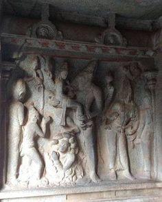 Stunning architectural beauty of the Mamallapuram Temple in Tamil Nadu, India. #HonestIndian