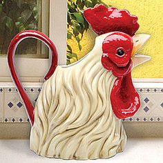 Rooster Pitcher $39.00