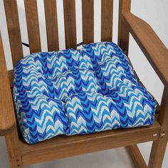 Waverly Chair Cushions Kitchen - Home Furniture Design Kitchen Chair Cushions, Kitchen Chairs, Home Furniture, Furniture Design, Cool Kitchens, Toddler Bed, Home Decor, Child Bed, Decoration Home