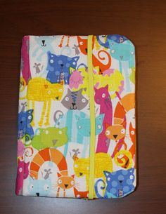 UPDATED The Cats Meow eReader Tablet cover Kindle by Elephanties, $28.00
