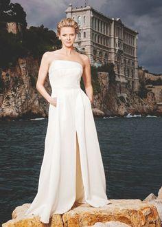 Princess Charlene of Monaco. - the first waltz: a historical photoblog
