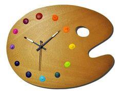 ნახეთ კედლის საათების საოცრად კრეატიული ვარიანტები