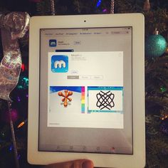 #Morphi v2 is available in time for the #holidays w/new features+iOS8 upgrade! Free download! https://www.youtube.com/watch?v=1X1UJAHQl-Y … #3dprinting #iPad #app