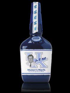 2008 Keeneland Bottle