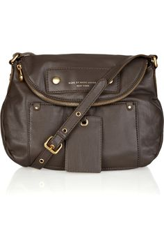 Marc by Marc Jacobs | Natasha leather cross-body bag