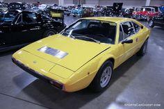 1975 Ferrari Dino 208 GT4 Coupe, Body by Bertone
