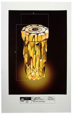 Stargate Zero Point Module Concept Art