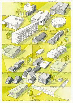 Arte y Arquitectura: Mikkel Frost de CEBRA (9)