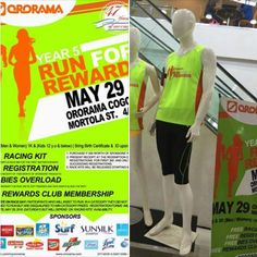 More than 500 have registered but this is the fun run where we encourage more runners .because more runners mean more fun :-) So join the only fun run.