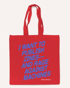 "Image of ""Rage Against"" Tote Bag"