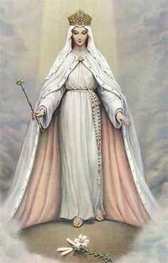 Caminos de Fe: Festividad de Santa María Virgen, Reina.