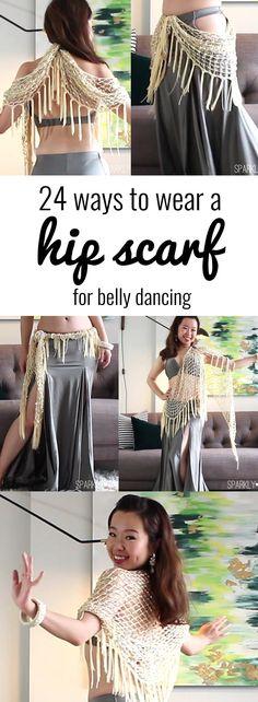 Transparent Belly Dance Bolero Shrug Stretch Mesh Glitter set top pants HipSkirt