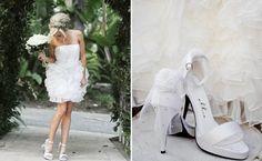 Szpilki na ślub i wesele