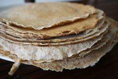 Le Crepes integrali sono un alternativa molto valida alle crepes classiche. La farina integrale renderà le vostre ricette più gustose e più salutari.