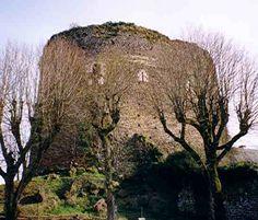 Tour Sarrazine de St Sauveur en Puisaye- 2) BUCEMA, RESTAURATION S.-E: Cette construction, dont on ne connait pas le commanditaire, aurait été édifiée à la fin du XI°s ou au début du XII°s. La première phase de travaux a permis de déterminer l'intérêt de ce site. Les principaux éléments mis en évidence lors de cette intervention ont montré l'homogénéité des maçonneries de la fin du XI°s avec une phase principale de consolidation au XVI°s.