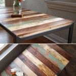 The Re|Surface Table • Recyclart