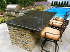 Viewing Gallery: Outdoor Kitchens - Home and Garden Design Idea's