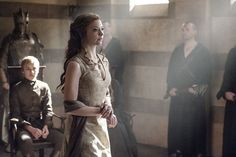 King Tommen and Queen Margaery, Game of Thrones Season 5 Episode 6