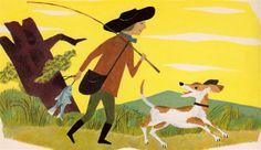 illustratedgents:    J.P. Miller