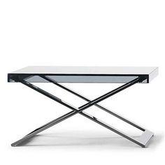 Aster X side table, Poltrona Frau _
