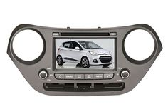 Quad Core android 5.1.1 Car dvd player gps navi car stereo 3G/WIFI free map for HYUNDAI GRAND I10 2013 2014 2015 RIGHT