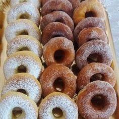CIAMBELLE FRITTE E AL FORNO SENZA PATATE | Fatto in casa da Benedetta Donut Recipes, Frittata, Biscotti, Doughnut, Donuts, Bomboloni, Desserts, Food, Pizza