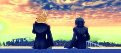 "roxas-and-xion: """"The same bond between Sora and Kairi has probably become the bond between Roxas and Xion… "" """