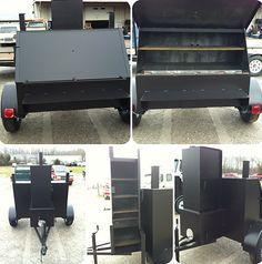 HBT Welding Custom Built Smokers and Grills
