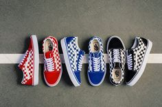Vans Old Skool Checkerboard Pack | SneakerFiles