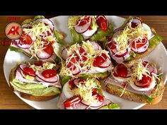 Bruschetta, Tacos, Mexican, Ethnic Recipes, Party, Kitchen, Youtube, Easter, Food