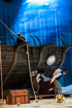 Opera domani 2013 L'Olandese Volante di Wagner