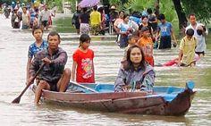 69 Killed,250000 affected in Myanmar floods.