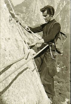 In 1957 Warren Harding, over the course of 45 days, led the first ascent of El Capitan. With over 3,000 feet of sheer granite, 'El Cap' is regarded (arguably) as the finest rock climb on the planet. Its significance, and Yosemite's incredible access to quality rock, helped to establish the park as an epicenter for climbers. Today, climbers from around the world journey to Yosemite to marvel at El Cap and enjoy the outstanding recreational opportunities.
