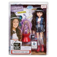 Project encourages girls to participate in S. based activities with a new Netflix series and line of geek-chic dolls and experiments. Toys R Us, Kids Toys, Project Mc2 Toys, Project Mc Square, Make Your Own, Make It Yourself, My Christmas List, Babies R Us, Holiday Gift Guide