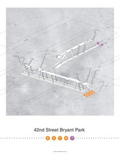 New prints are here! 6 new prints including Street Bryant Park, Street / Avenue, Avenue / Street and others, are available on our shop page. Apply promo code WHERETHEHELLISMYTRAIN for a discount! 42nd Street, Bryant Park, Nyc Subway, 5th Avenue, Watercolors, How To Look Better, Notes, Drawing, Illustration