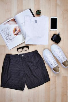 Relax outfit to Work at home. Work essentials Flat lay