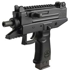 IWI US Inc., recently announced it will soon introduce two additions to the venerable UZI line. Two versions of the UZI PRO Pistol will be available in the US. The first is the basic UZI Pro pistol. Weapons Guns, Guns And Ammo, Revolver, 9mm Pistol, Submachine Gun, Home Defense, Cool Guns, Assault Rifle, Tactical Gear