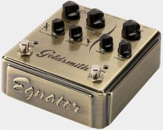egnater Goldsmith lead overdrive