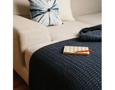 Discover our Anadia Throw made from cotton in dark blue for a timelessly elegant home ✓ Free delivery over ✓ 100 days free returns ✓ Shop now! Dark Navy Blue, Indigo Blue, Apartment Master Bedroom, Eye Candy, View Master, Elegant Homes, Cotton Quilts, Home Free, Good Night Sleep