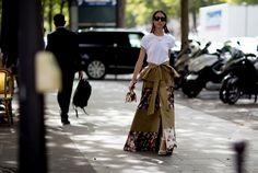 Простая белая футболка: как выбрать, с чем носить - VictoriaLunina.com