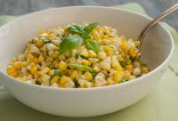Comfort Food: My Family Recipes: Quick and comforting corn salad