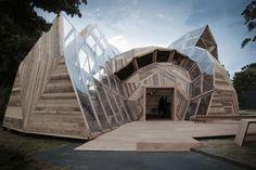 Tejlgaard + Jepsen: Meeting Dome