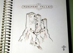 monument valley game - Buscar con Google