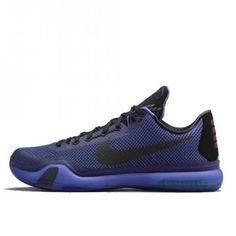 Chaussures Nike Kobe X Blackout