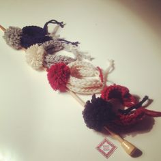 #knit #bracelets # handmade #jewelry