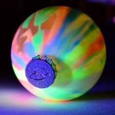 Glow in the Dark Ornaments......how cool is that?
